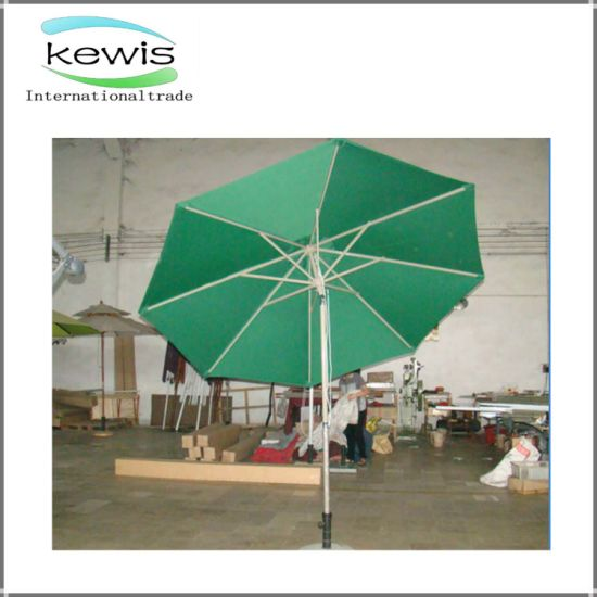 UV Protection High Quality Outdoor Beach Umbrella pictures & photos