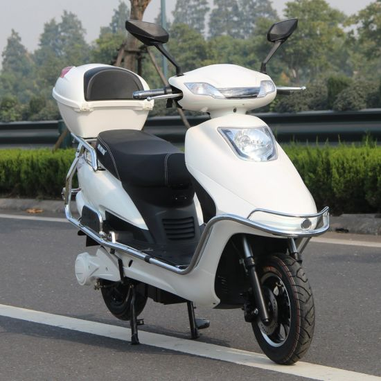 Hot Sale Electric Scooter with Cargo Box