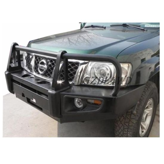 4x4 auto accessories high quality front bumper for nissan patrol y61 china patrol y61 car front bumper nissan front bumper made in china com 4x4 auto accessories high quality front bumper for nissan patrol y61