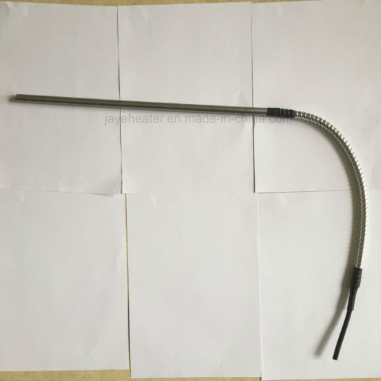 China Straight Cartridge Resistance Heating Element With Metal - Heating element for tile floor