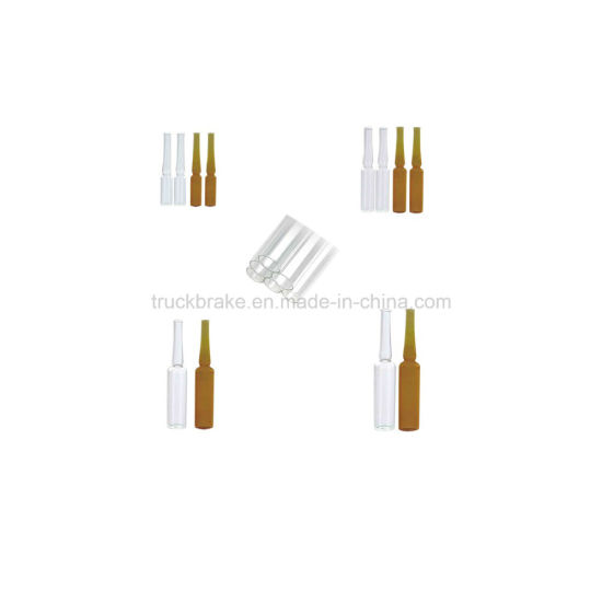 China Clear Ampoules Made of Low Borosilicate Class and Glass Tubing