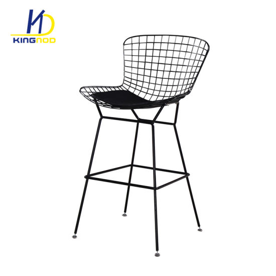 Pleasant China Replica Harry Bertoia Style Seat Pad Metal Wire Theyellowbook Wood Chair Design Ideas Theyellowbookinfo