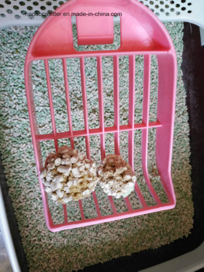 Eco Friendly Tofu Cat Litter pictures & photos