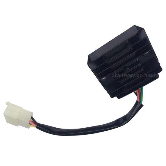Ww8202 Cg125 Motorcycle Voltage Regulator Rectifier 12v Dc China. Ww8202 Cg125 Motorcycle Voltage Regulator Rectifier 12v Dc. Wiring. Rectifier 5 Diagram Pin Wiring Regulator Wy125c At Scoala.co