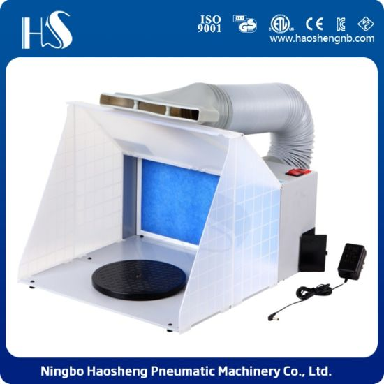 Spray Booth Price with LED HS-E420DCLK