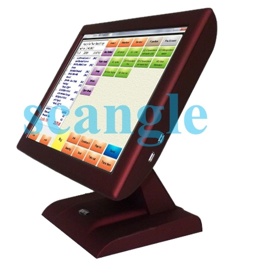 "15"" Windows All in One Touch Screen POS System Sgt-664 pictures & photos"