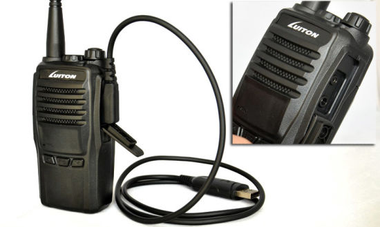 Lt-188h Long Range Powerful Professional Walkie Talkie 10W pictures & photos