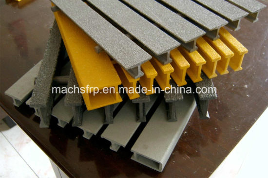 FRP GRP Grating Moulded Fiberglass Grating pictures & photos