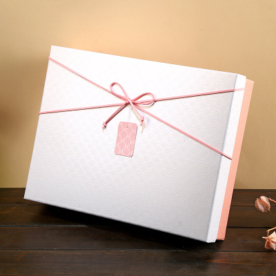 Gift Box Creative Birthday Square Art Small Fresh Custom Made Rectangle