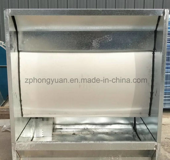 Dry Spray Room with Dry Paint-Stop Filter with Hongyuan Brand