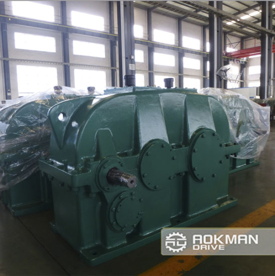 Aokman Cylindrical Gear Reducer for Sugar Mill Machine pictures & photos