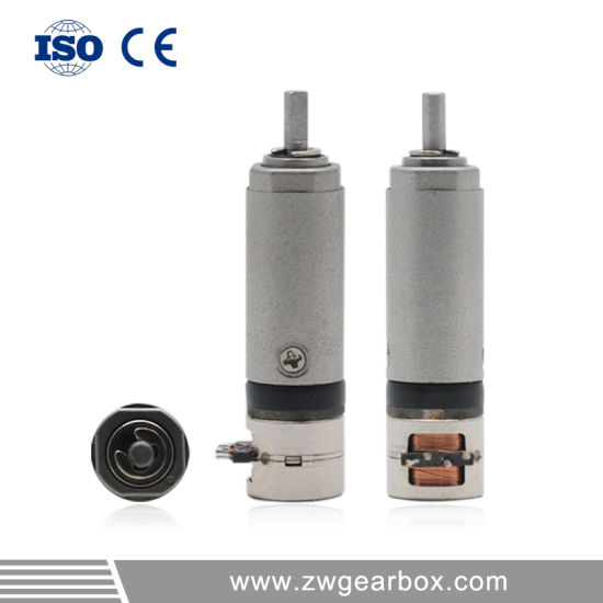 6mm 3V Mini DC Gear Motor with Gearbox pictures & photos