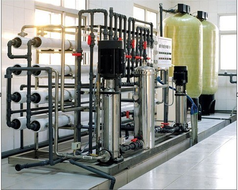 China Kyro-8000L/H How to Install Water Filter 5 Stages