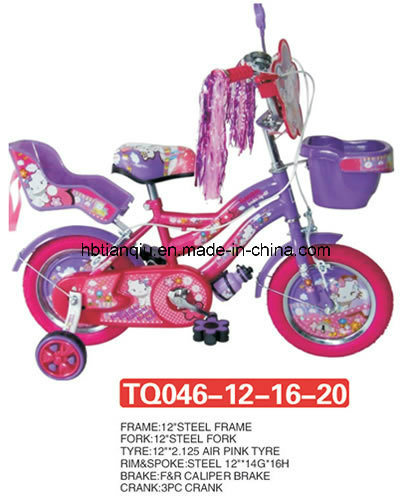 "Baby Bicycle/Kids Bicycle/Baby Walker 12"" pictures & photos"