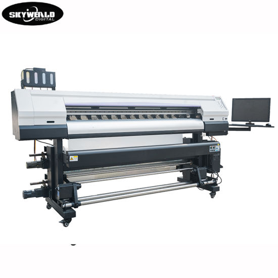 Dx5 Three Print Head Best Price Top Peformance Directly Banner Printer Machine pictures & photos