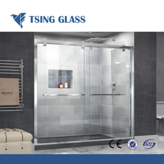 China Tempered Glassfrosted Glass For Shower Room Door Panels