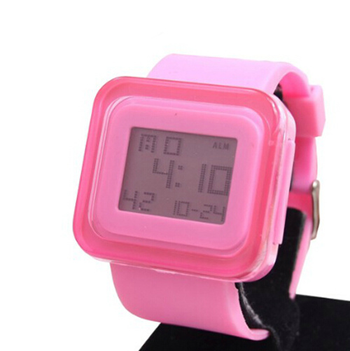 2020 Hot Novelty Colorful-Digital Watch pictures & photos