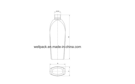 200ml Amber Sprayer Bottle with Sprayer pictures & photos
