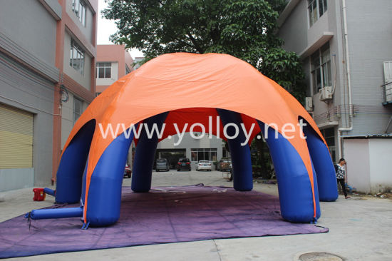 Inflatable Spide Dome Tent for Promotion Event pictures & photos