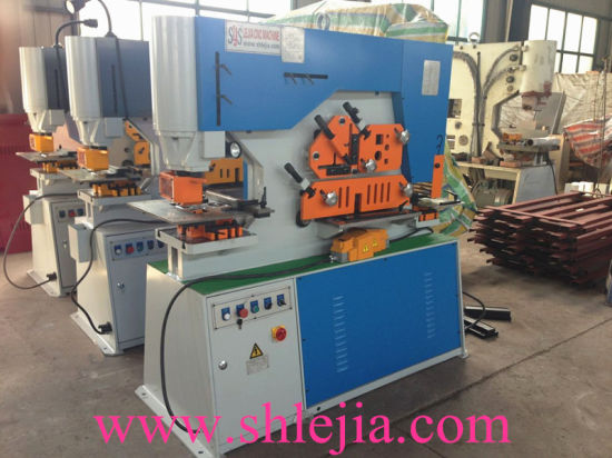 Hydraulic Punch and Shear Machine (Q35Y) pictures & photos