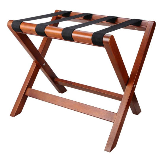 China Heavy Duty Design Baggage Holder Luggage Rack For Bedroom China Luggage Rack Wooden Luggage Rack