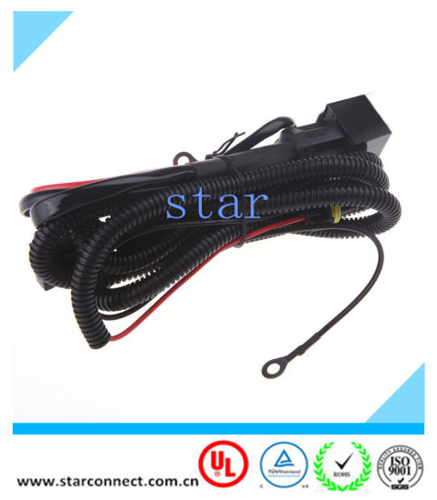 Auto Female Electrical Wire Harness pictures & photos