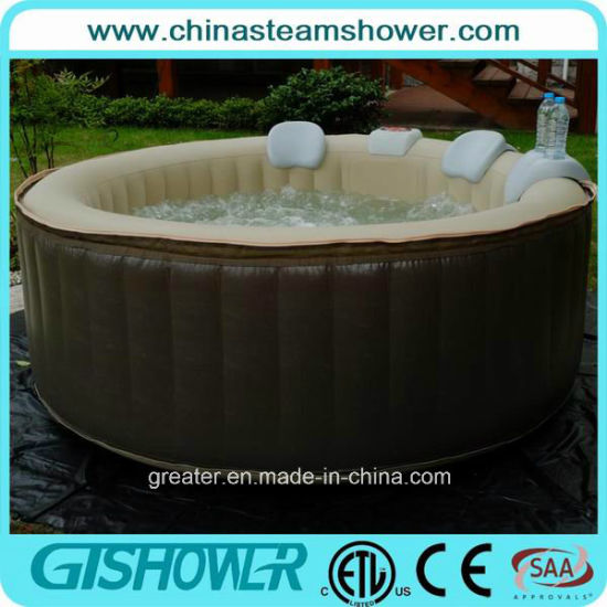 8 Person Inflatable Plastic Hot Tub (pH050014) pictures & photos