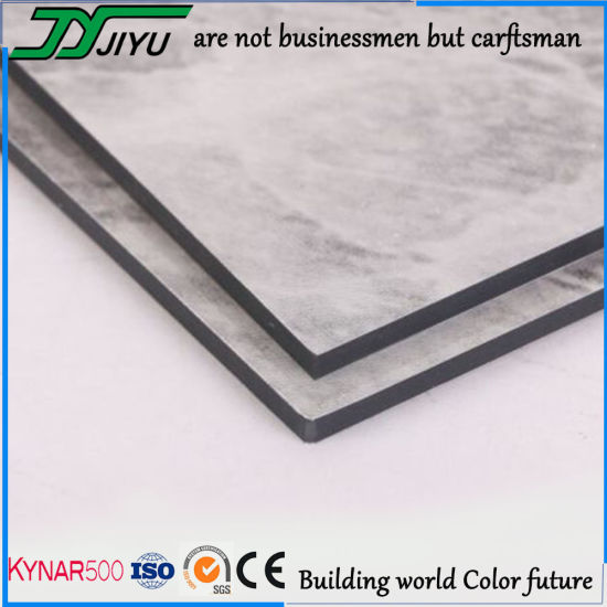 Imitation Stone Aluminum Composite Panel for Wall Decorative