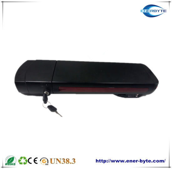 Lithium Battery 48V 6ah for Electric Bike