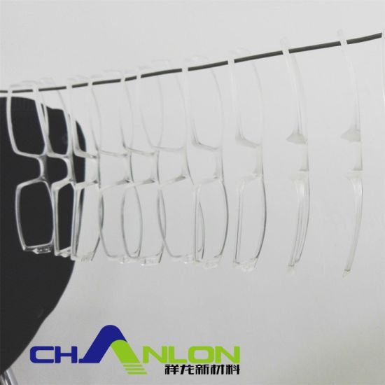 Nylon Injection Plastic Raw Material Clear Polyamide Tr Material Plastic