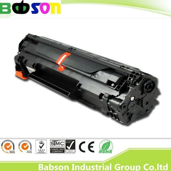 No Waste Powder Toner Cartridge for HP CE278 pictures & photos