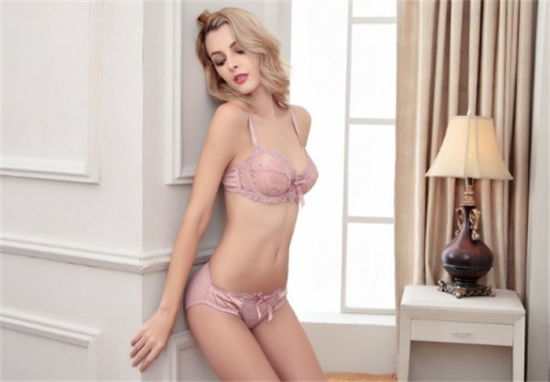 96bccab3329 China See Through High Sexy Underwear Bra and Panty Set (FPY322 ...