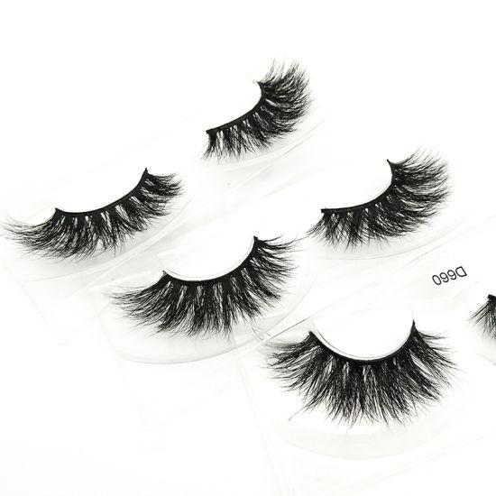 0691feb7da6 Wholesale Private Label Eyelashes Mink 3D Mink Lashes False Eyelashes  Manufacturer