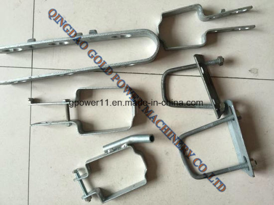 Made in China Galvanized Chain Link Fence Wire Tensioner U Clamp ...