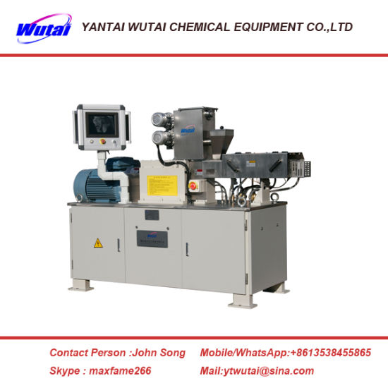 China Twin Screw Extruding Machine for Powder Paint