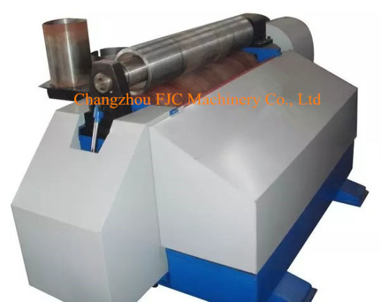 Carbon or Stainless Steel Drum Manufacturing Rolling Machine with Two Rollers pictures & photos