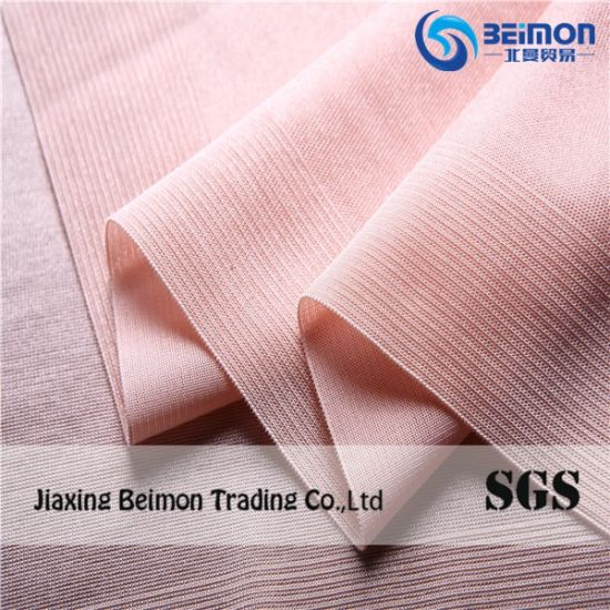Good Quality Lycra Fabric-Nylon Spandex Seamless Fabric pictures & photos
