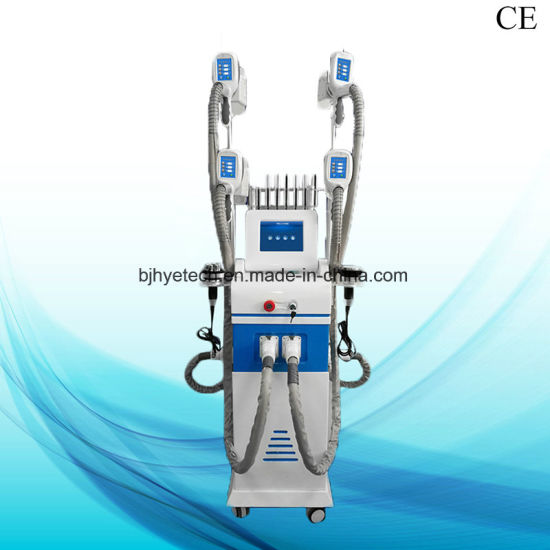 Professional Cryolipolysis Slimming Machine Fat Loss Weight Loss Equipment