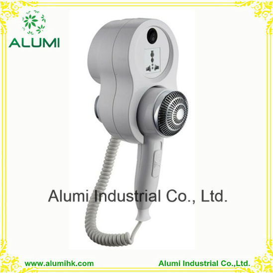 Hotel Wall Mounted Professional Hotel Commercial Hair Dryer