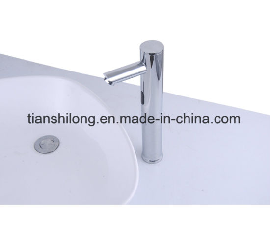 China Hot Sell Deck Mounted Automatic Bathroom Toilet Ware Sensor ...