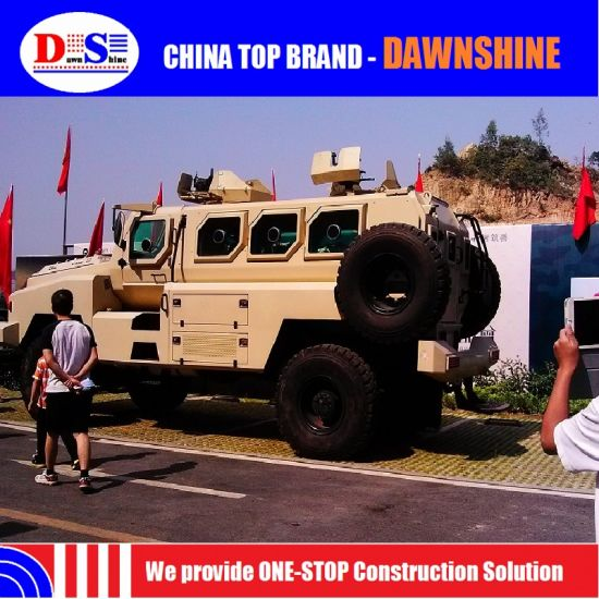 China Armoured Personnel Carrier Mine Resistant Ambush Protected Vehicle