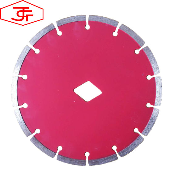 180mm Cold Press Sintered Segment Diamond Saw Blade for Cutting Marble