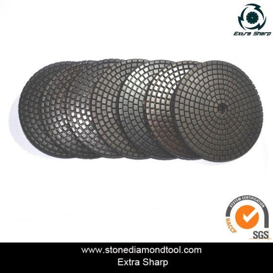 Dry & Wet Polishing Resin-Copper Bond Polishing Pads