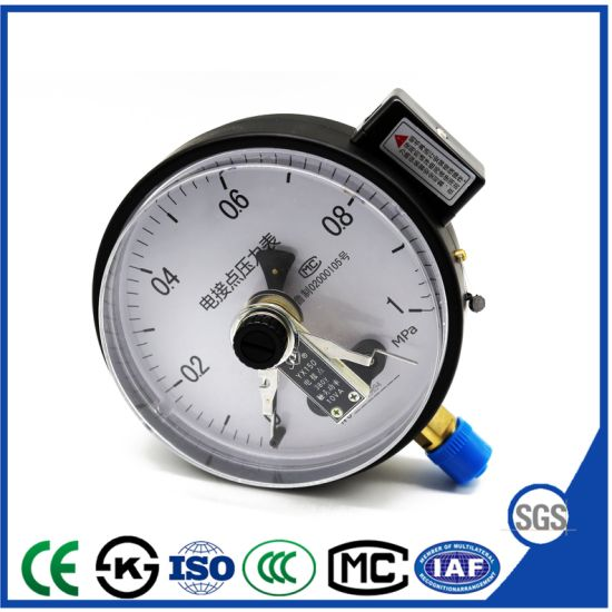 General Electric Contact Pressure Gauge with Ce Approved