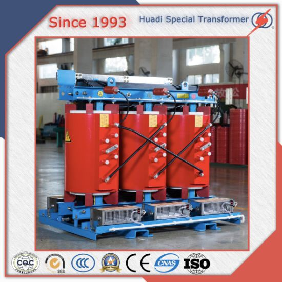 Small Footprint Dry Type Transformer for Indoor and Outdoor Application pictures & photos