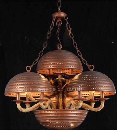 Home Decorative Metal Pendant Light for Bedside or Study pictures & photos