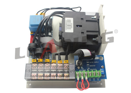 Multifunction Three Phase Pump Control Panel Overload Protection for Waste Water Systems
