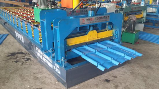 Cladding Sheet Roll Forming Machine pictures & photos