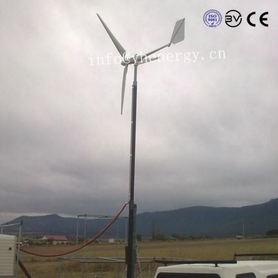 2000 Watt 48volt/96volt Wind Generator Turbine with Low Speed pictures & photos