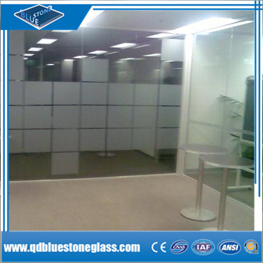 Wholesale 6.38mm 8.38mm 10.38mm Clear or Colored Building Laminated Glass Which Can Be Tempered